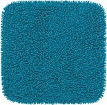 Fürdőszobaszőnyeg Jenny - Olajkék, Textil (50/50cm) - Mömax modern living