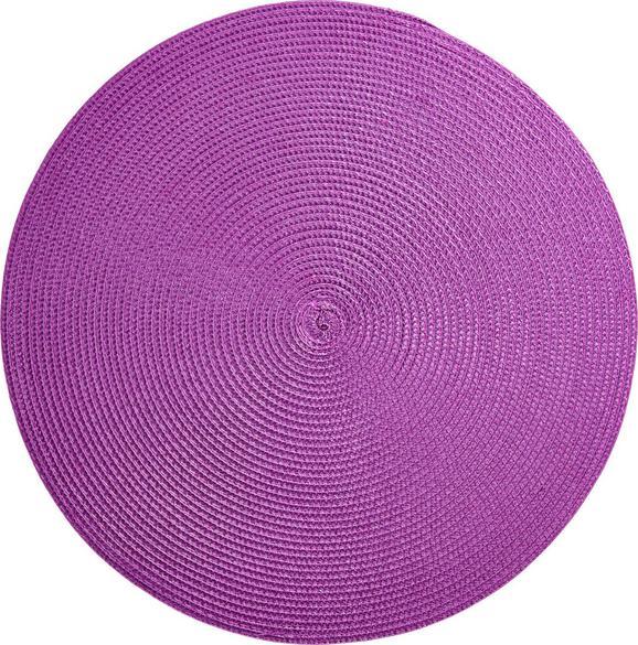 Asztali Szett Billy - viola, műanyag (38cm) - MÖMAX modern living