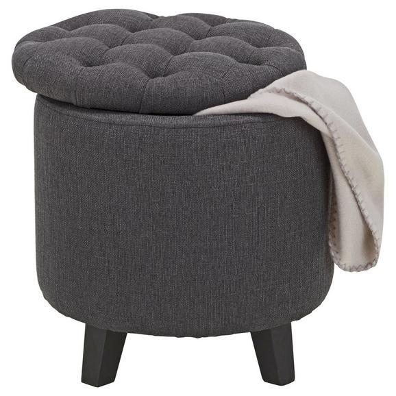 hocker in anthrazit online kaufen m max. Black Bedroom Furniture Sets. Home Design Ideas