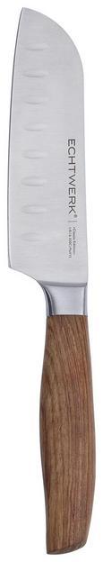 Echtwerk Santokumesser Classic Edition - Braun, MODERN, Holz/Metall (28,9cm) - Echtwerk