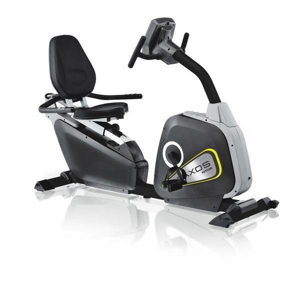 Heimtrainer Kettler Cycle R - Dunkelgrau/Anthrazit, KONVENTIONELL, Kunststoff/Metall (163/63/109cm) - Kettler HKS