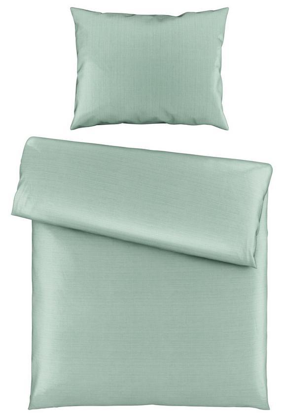 Posteljnina Paul - zelena, Moderno, tekstil (140/200cm) - Premium Living