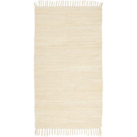 Rongyszőnyeg Julia 70/130 - Krém, konvencionális, Textil (70/130cm) - Mömax modern living
