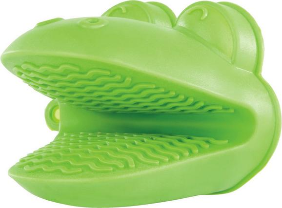 Edényfogó Kesztyű Rüdiger - Pink/Zöld, Műanyag (12.5/10cm) - Mömax modern living
