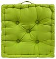 Blazina Ninix - zelena, tekstil (40/40/10cm) - Mömax modern living
