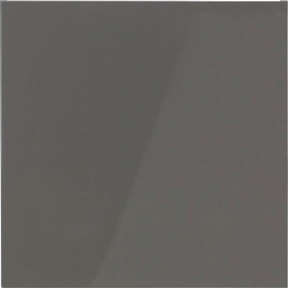 Viseča Omara Match Antracitna - antracit, Moderno, leseni material (60/60/34cm) - Based