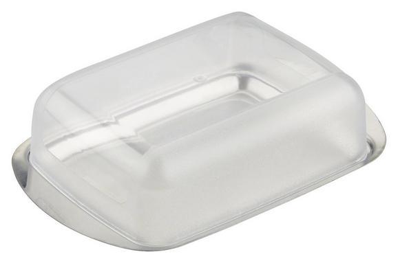 Vajtartó Buddy - Áttetsző/Ezüst, Műanyag (16,5/10,5cm) - Mömax modern living