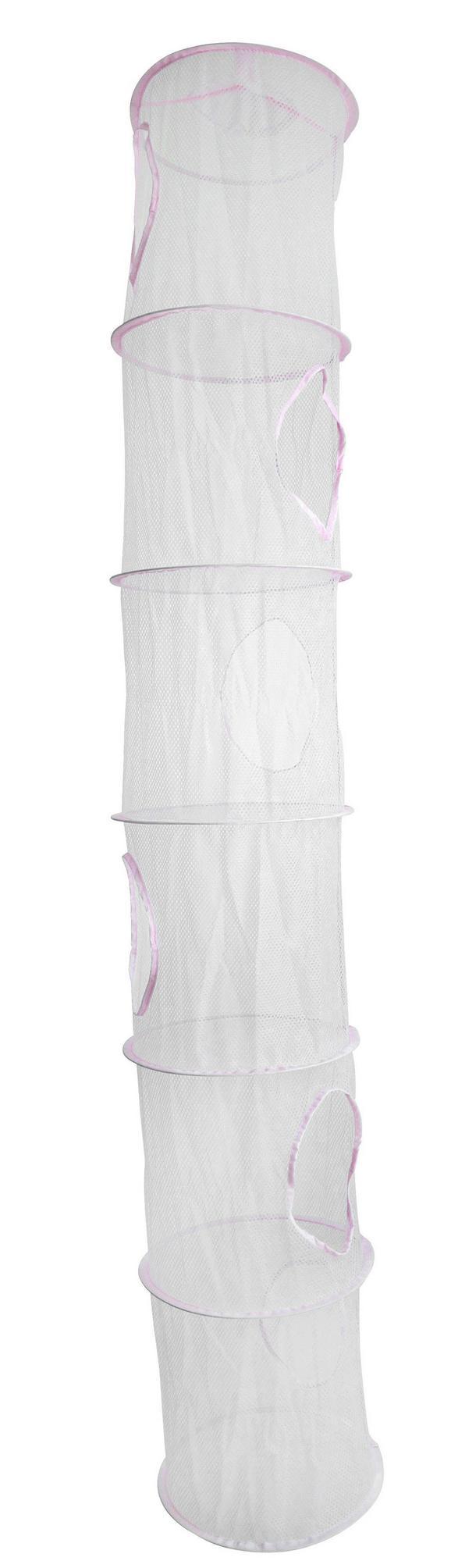 Tárolódoboz Kampy -sb- - Rózsaszín, modern, Műanyag (30/180cm) - Mömax modern living