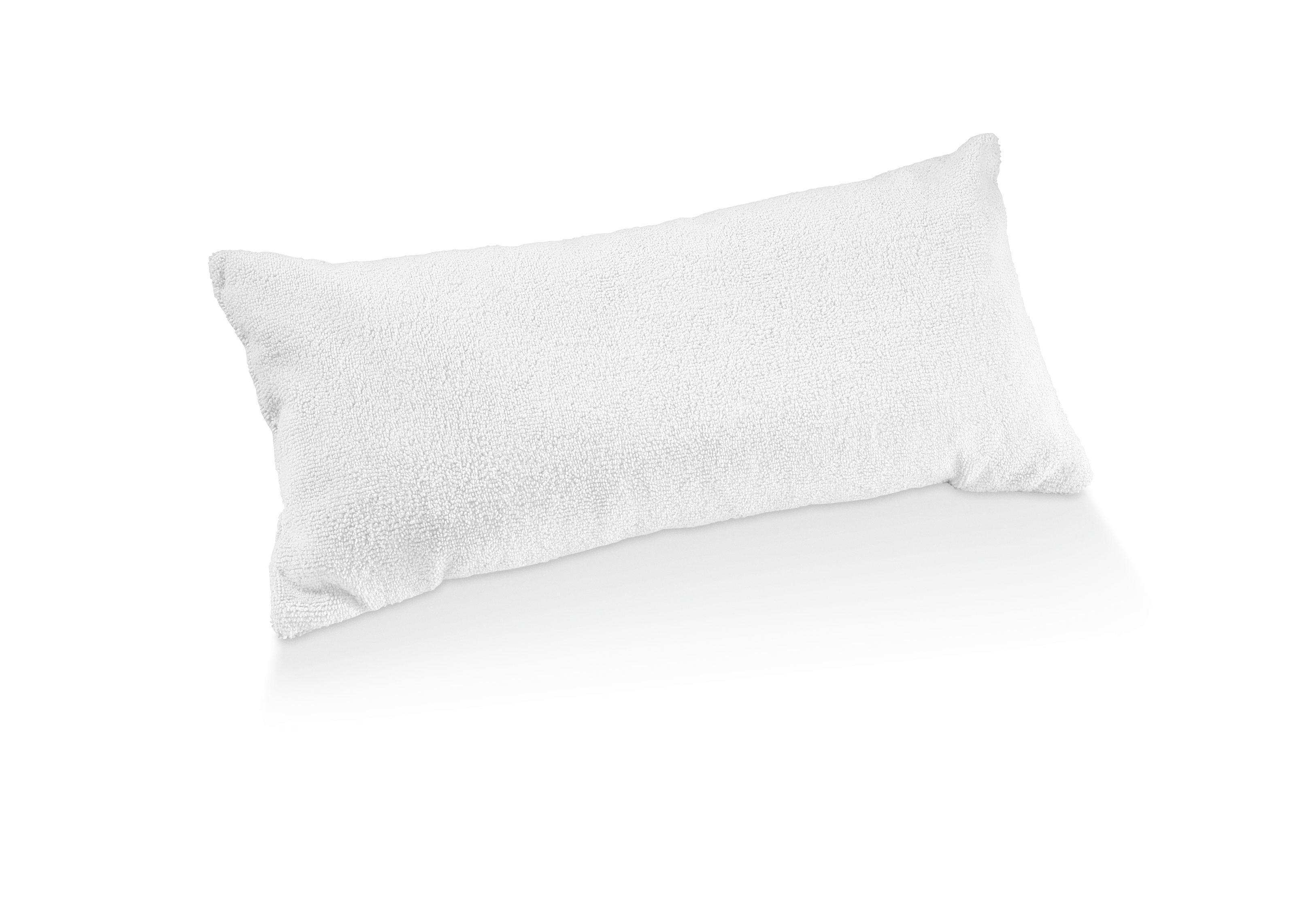 Fürdőpárna Suri - lila/petrol, textil (20/40cm) - MÖMAX modern living
