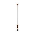 Viseča Svetilka Annika - kovina/steklo (9/152,5cm)