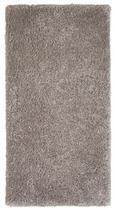 Teppich Hochflor Shaggy ca. 80x150 cm - Grau, MODERN, Textil (80/150cm) - Mömax modern living