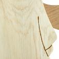 Dekoengel Lilli H ca. 88 cm - Naturfarben, MODERN, Holz (88cm)