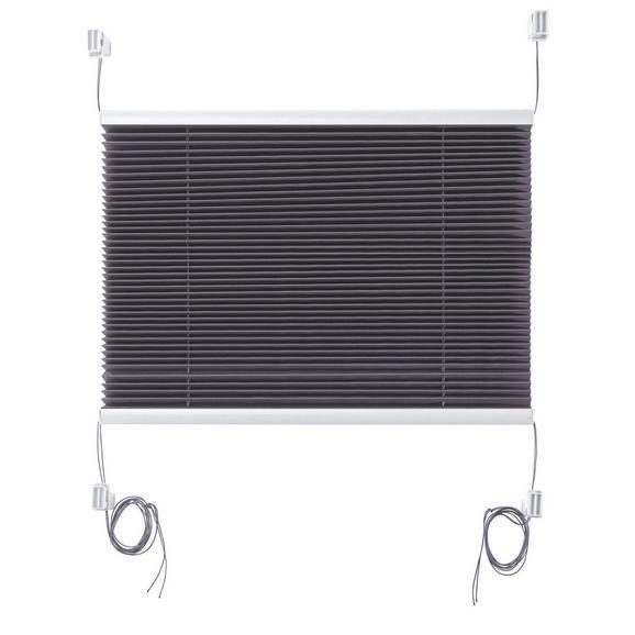 Plise Free - antracit, tekstil (50/130cm) - Mömax modern living