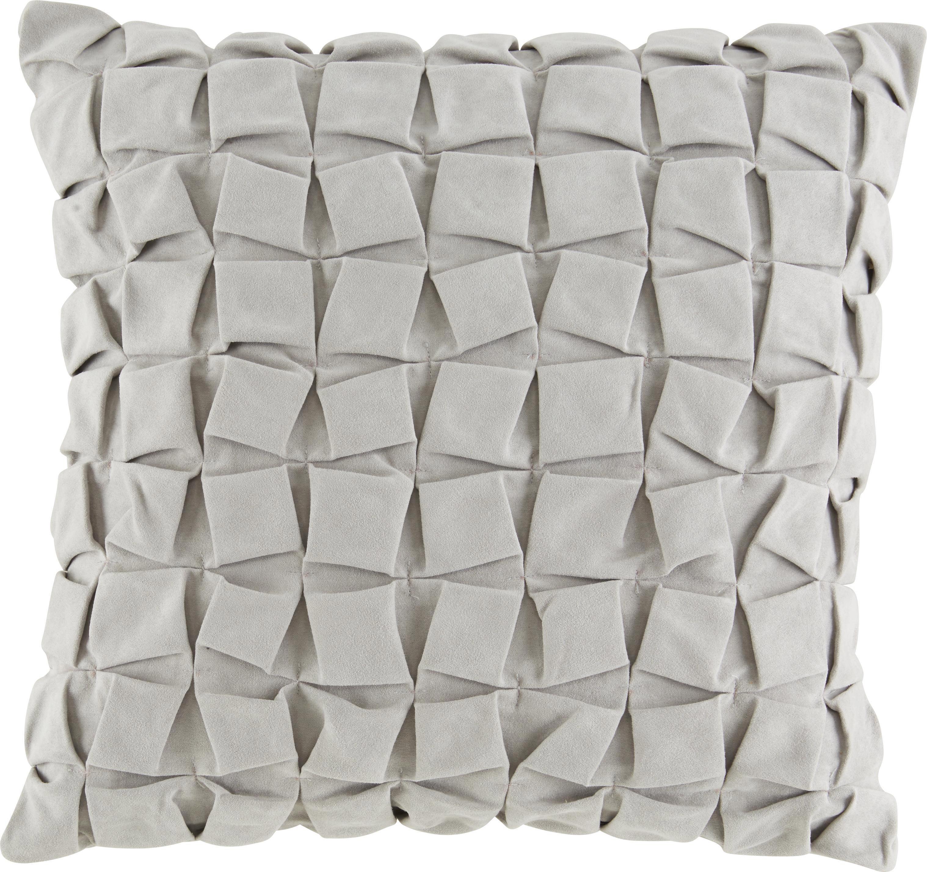 Díszpárna Cube - szürke, textil (45/45cm) - MÖMAX modern living