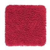 Badematte Jenny Rot ca. 50x50cm - Rot, Textil (50/50cm) - Mömax modern living