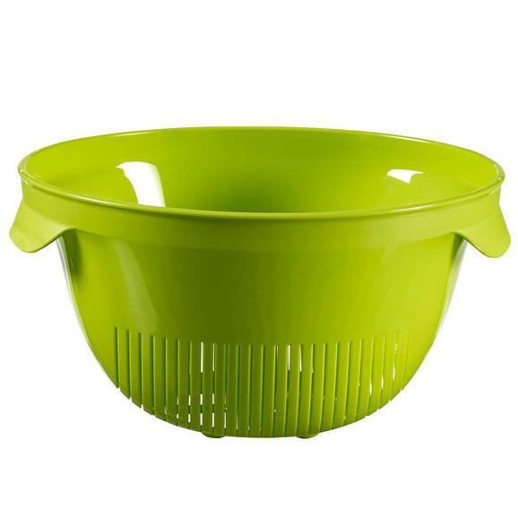 Strecuratoare Essentials - verde, plastic (23/13/26cm) - Curver