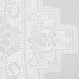 Tischdecke in Weiß ca.220/130cm ''Constance'' - Weiß, KONVENTIONELL, Textil (220/130cm) - Bessagi Home