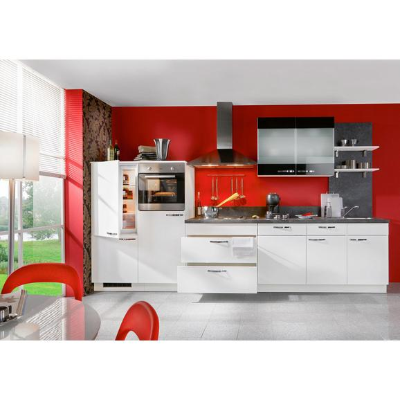 Kuhinjski Blok Win - bela, leseni material (370cm) - Express
