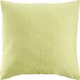 Față De Pernă Gitter - petrol/galben, textil (40/40cm) - Modern Living