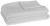 Felldecke Rabbit Weiß 150x200cm - Weiß, Textil (150/200cm) - Mömax modern living