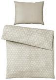 Posteljnina Ameline -ext- - sivo rjava, Romantika, tekstil (140/200cm) - ZANDIARA