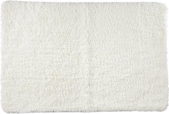 Badematte Christina Weiß 60x90cm - Weiß, Textil (60/90cm) - Mömax modern living