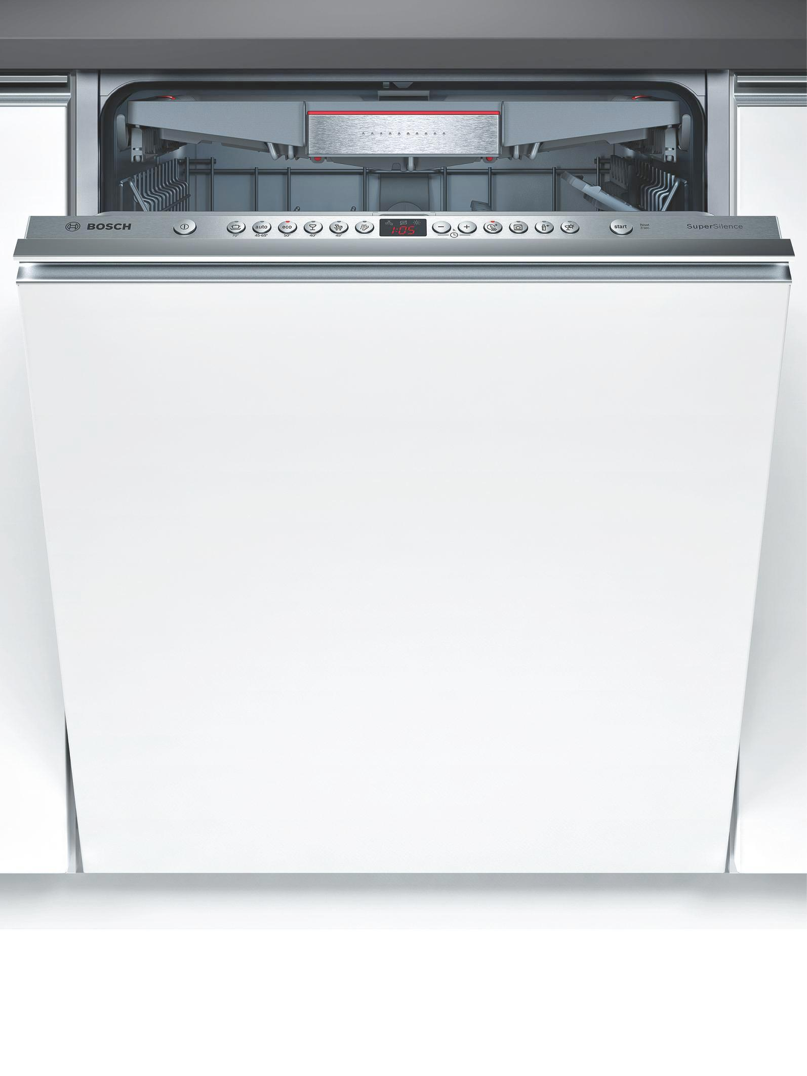 Geschirrspüler Bosch Smv69n70eu, EEZ A+++ - Weiß (59,8/81,5/55cm) - BOSCH