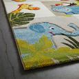 Covor Pentru Copii Jungle - multicolor, textil (120/170cm) - Modern Living