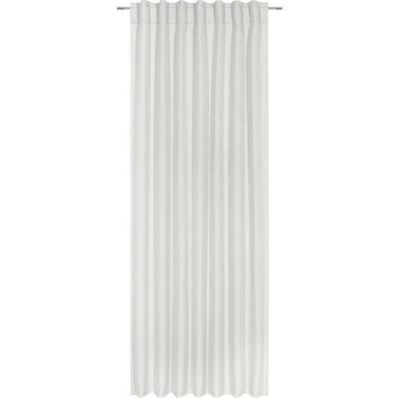 Končana Zavesa Jakob - krem, tekstil (140/245cm) - Mömax modern living