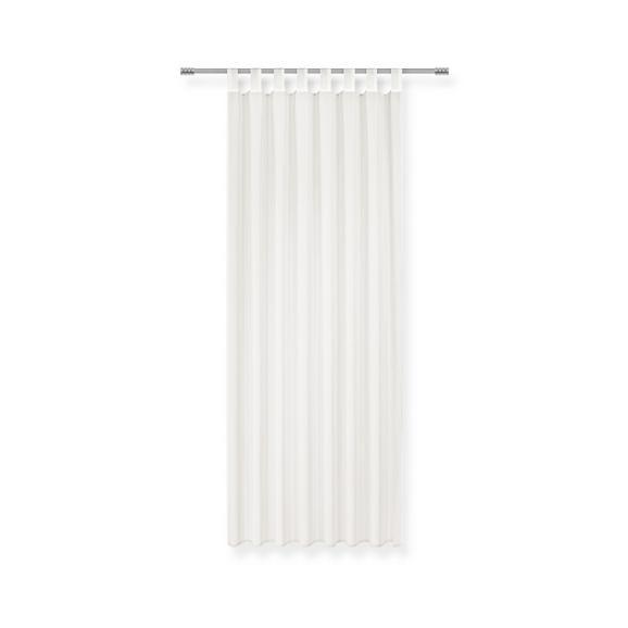 Perdea Cu Bride Hanna - culoare natur, textil (140/245cm) - Based