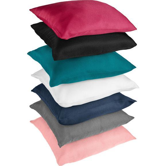 Prevleka Blazine Waffel - turkizna/rdeča, tekstil (40/40cm) - Mömax modern living