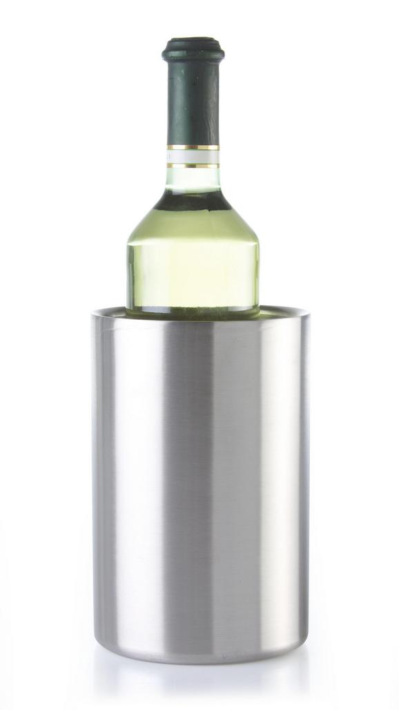Posoda Za Hlajenje Steklenic Timo - nerjaveče jeklo, Moderno, kovina (11,5/20cm) - Mömax modern living