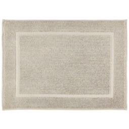 Badematte Melanie Stein ca. 50x70cm - Grau, Textil (50/70cm) - Mömax modern living