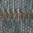 WEBTEPPICH in Blau ca.160x230cm 'Amaira' - Blau, MODERN, Textil (160/230cm) - Bessagi Home