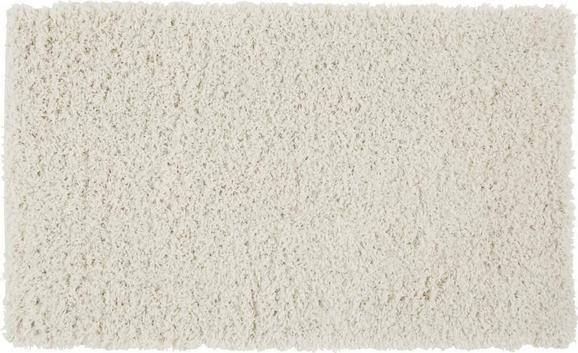 Hochflorteppich Primo - Creme, KONVENTIONELL, Textil (100/150cm) - BASED