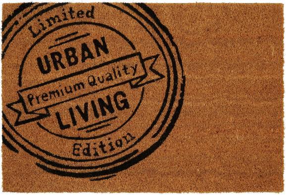 Fußmatte Urban Living, ca. 40x60cm - Naturfarben, Kunststoff/Textil (40/60cm) - Mömax modern living