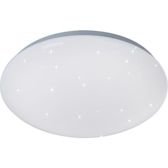 LED-Deckenleuchte Starlight max. 15 Watt - Weiß, KONVENTIONELL, Kunststoff (29cm) - Modern Living