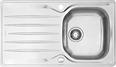 Spüle Libera - Lix 611 - MODERN (86/50cm) - Franke
