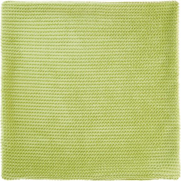 Kissenhülle Maxima, ca. 50x50cm - Grün, KONVENTIONELL, Textil (50/50cm) - Mömax modern living