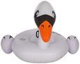 Schwimmtier White Swan ca. 201x160cm - Schwarz/Weiß, Kunststoff (201/160cm) - Mömax modern living