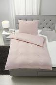 Posteljnina Marion - roza, tekstil (140/200cm) - premium living