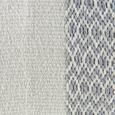 Bodenkissen India 60x60cm - Dunkelgrau/Hellgrau, MODERN, Textil (60/60/20cm) - Mömax modern living