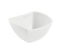 Snackschale Tacoma in Weiß - Weiß, LIFESTYLE, Keramik (8/4,6cm) - Premium Living