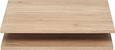 Set Polic Prato - hrast, Moderno, leseni material (52/1,6/34cm) - Mömax modern living