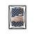 Bilderrahmen Arca ca. 20,4x15,3x7cm - Schwarz, Glas/Metall (20,4/15,3/7cm) - Mömax modern living
