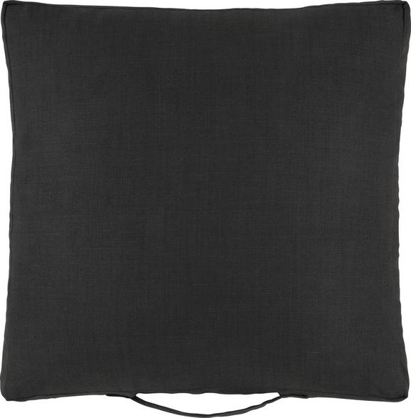 Blazina Urban - črna, Moderno, tekstil (45/45/5cm) - MÖMAX modern living