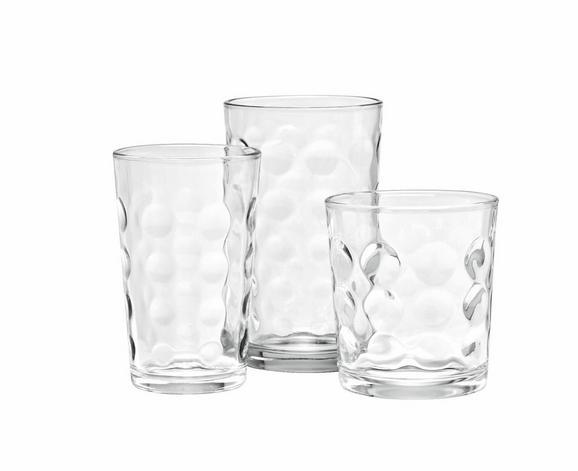 Gläserset Cora 18tlg. - Klar, Glas - Mömax modern living