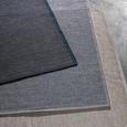 Flachwebeteppich Jan 2 Blau ca.80x200cm - Blau, MODERN, Textil (80/200cm) - Mömax modern living