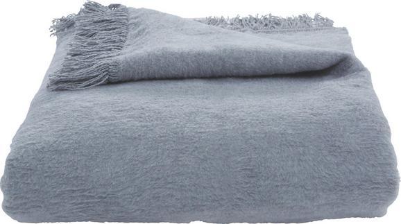 Wohndecke El Sol - Hellgrau, Textil (150/200cm) - MÖMAX modern living