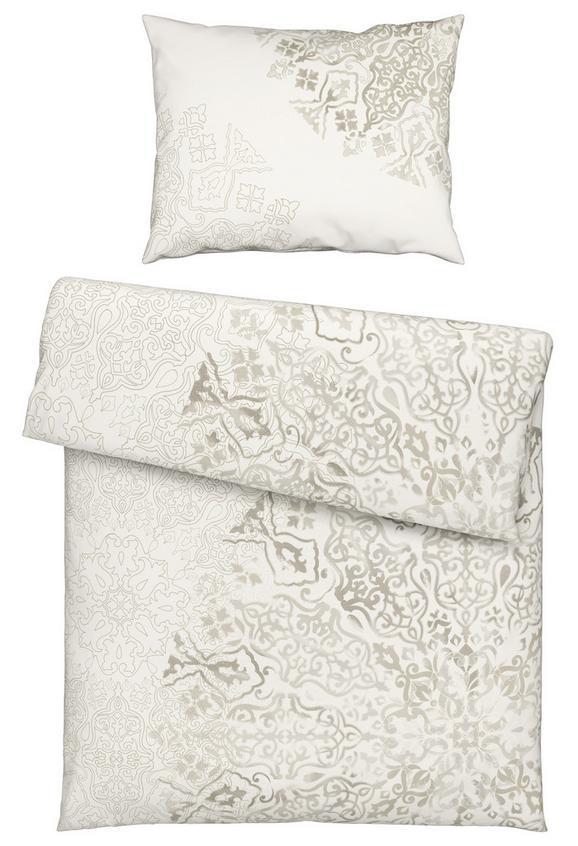 Ágyneműhuzat Gabrielle -ext- - Bézs, konvencionális, Textil (140/200cm) - Mömax modern living